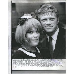 1966 Press Photo Jeremy Slate