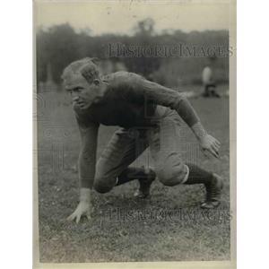 1925 Press Photo R.H. Loonis Quarterback Darmouth - nea12128