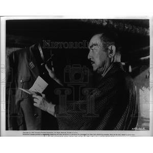"1958 Press Photo Seddue Hayakawa in ""River Kwai"""