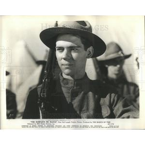 1940 Press Photo ELLIOTT REID AMERICAN ACTOR NEW YORK CITY RAMPARTS WE WATCH