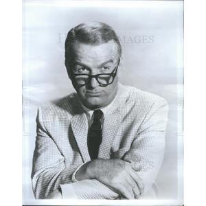 1966 Press Photo Don Porter Actor Gidget - RSC72473