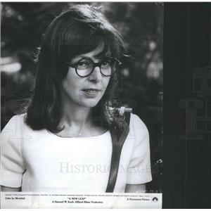 1970 Press Photo Elaine May Stars In A New Leaf - RSC80361