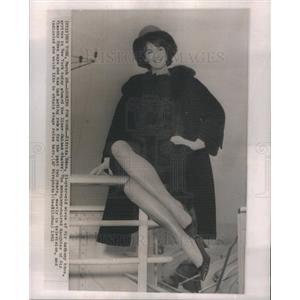 1962 Press Photo Actress Elfrida Eden - RSC82973