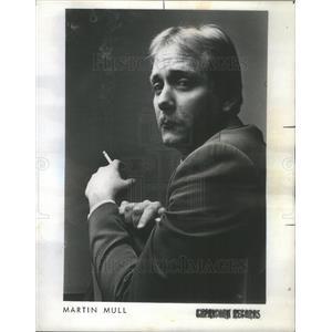 1977 Press Photo MARTIN MULL AMERICAN ACTOR - RSC83971