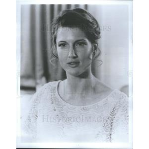 1989 Press Photo Annette O'Toole American Actress,Singer and Dancer. - RSC73267