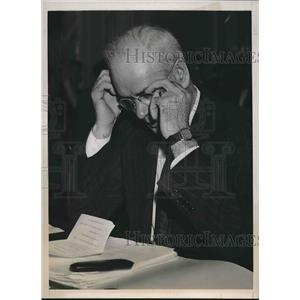 1938 Press Photo Philip Murray President of the CIO - nea93640
