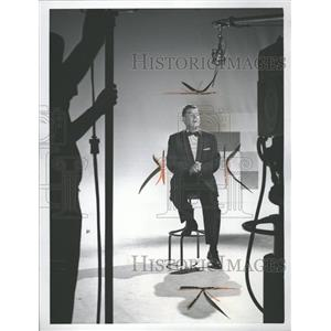 1956 Press Photo Arthur Godfrey Show CBS - RRT87089