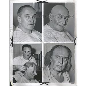 1954 Press Photo Zeals March Actor - RRT49743