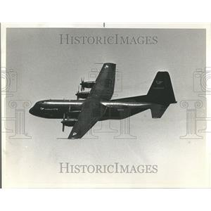 1988 Press Photo Cargo Airplanes - RRT23395