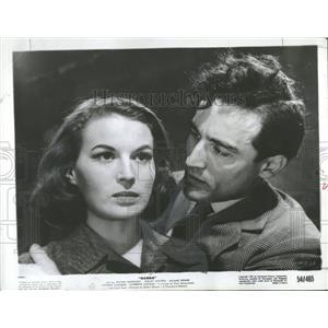 1959 Press Photo Silvana Mangano Vittorio Gassman Mambo - RRT59153
