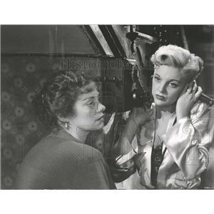 1951 Press Photo Elsa Lanchester American Actress - RRT57613