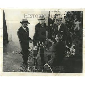 1959 Press Photo Al Capone Film Steve Gravers Molinari - RRT11251