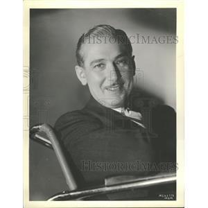 "1935 Press Photo Paul Lukas' second leading role ""Man o - RRT64763"