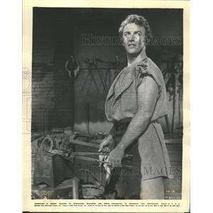 1935 Press Photo Preston Foster My Friend Flicka - RRT61339