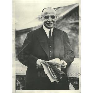 1929 Press Photo Louis Bleriot Celebration Ceremonies - RRT76607