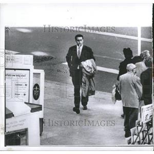 1961 Press Photo Miroslav Nacvalac Czechoslovakian Spy