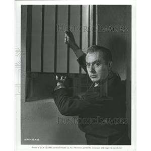 1948 Press Photo Charles Boyer Actor Role Gaslight - RRT68293