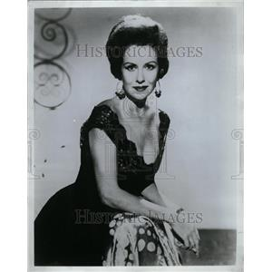 1969 Press Photo ruth elizabeth warrick america tyler