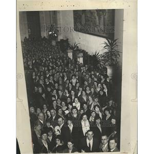 1930 Press Photo Detroit Michigan - RRT01017