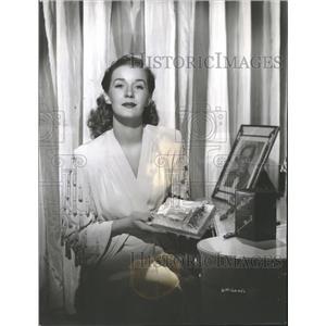 1947 Press Photo Lois Maxwell Actress That Hagen Girl - RRT70501