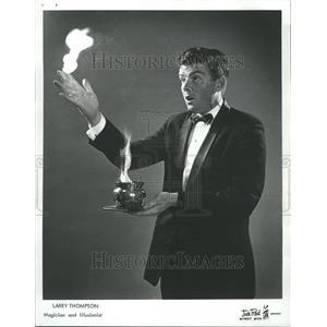 1971 Press Photo Larry Thomson Grand Prize Game - RRT07043