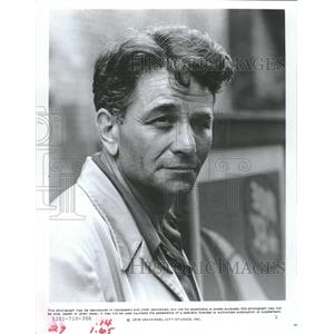 1980 Press Photo Peter Michael Falk American Actor rOLE - RRT61671