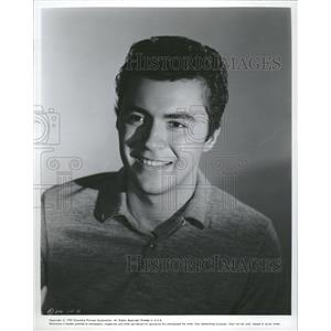 1957 Press Photo James Darren (Actor) - RRT62553