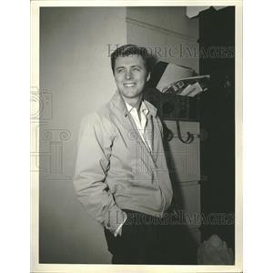 1959 Press Photo Edward Byrnes Actor - RRT65293