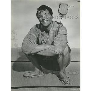 1956 Press Photo Marlon Brando American Actor Movie - RRT68881