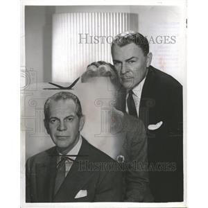 """1959 Press Photo """"The Rivalry"""" - RRT78251"""