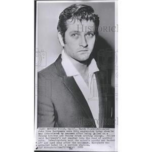 1959 Press Photo John Drew Barrymore arrested felony dr - RRT65135