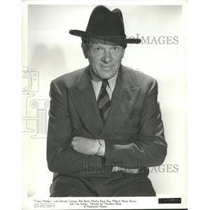 1938 Press Photo Bob Burns (Actor) - RRT65457