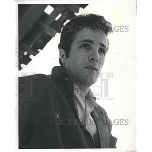 1957 Press Photo Steve Rowland Actor - RRT83163