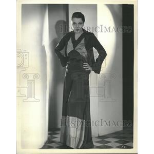 1931 Press Photo Rita LaRoy Actress - RRT69707
