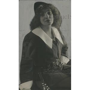 1919 Press Photo Jessie Bonstelle Actress - RRT77157