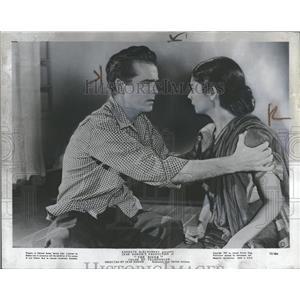 1951 Press Photo Thomas E. Breen Actor - RRT95575