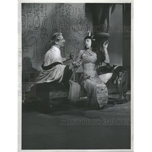 1962 Press Photo Carol Burnett - RRT65439