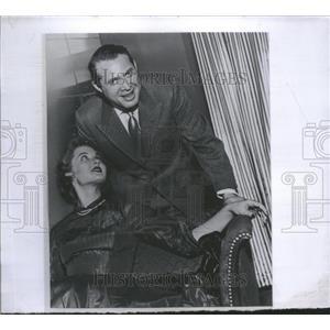 1955 Press Photo Serger Rubinstein - RRT82057