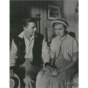 1957 Press Photo Joanne Gignilliat Trimmier Woodward - RRT75851
