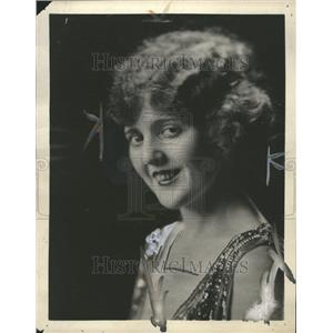 1921 Press Photo Doris May Hang - RRT03349