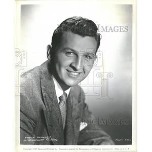 1945 Press Photo Eddie Bracken Actor Vaudeville - RRT68115