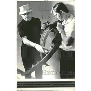 1972 Press Photo Wire Photo Orlando Mayor Carl Langford - RRT49547