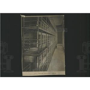1912 Press Photo  Fort Leaversworth annual resort Cell