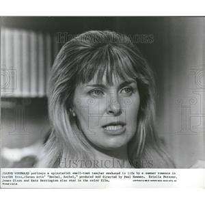 1969 Press Photo Rachel Rachel Film Joanne Woodward