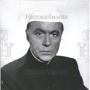 1953 Press Photo Charles Boyer Thunder In The East - RRT99955