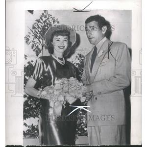 1948 Press Photo Lucille Bremer American Film Actress - RRT90641