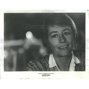 1981 Press Photo Annie Girardot, French Actress - RRT71619