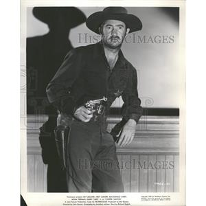"1950 Press Photo Macdonald Carey in ""Copper Canyon"" - RRT66199"