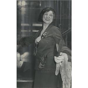 1932 Press Photo Jessie Bonstelle Actress - RRT77159