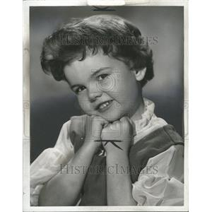 1959 Press Photo Child Actress Tammy Marihugh - RRT05271